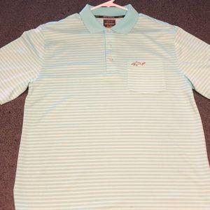 Men's Greg Norman golf polo